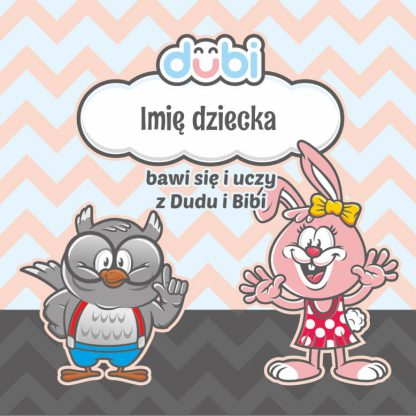 Album: Baw się i ucz z Dudu i Bibi